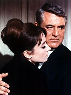 Charade (1963)   Directed by Stanley Donen. With Cary Grant, Audrey Hepburn, Walter Matthau, James Coburn.