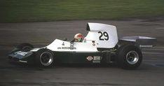 #29 John Nicholson (NZ) - Lyncar 006 (Ford Cosworth V8) non qualified Pinch Plant Ltd