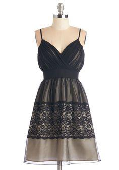 Fancy in the Moonlight Dress, @ModCloth