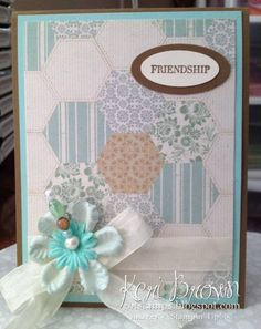 Creative Memories has a shape maker that would TOTALLY make this card.  Cute!