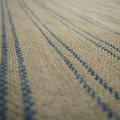 nakagawa stripe linen handtowel | www.habutextiles.com