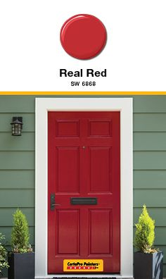 Impressive red front doors - kindly visit our articles for way more innovations!