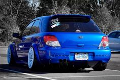 Subaru Impreza Widebody Wagon