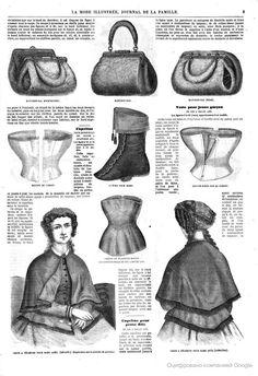 La Mode illustrée, journal de la famille 1868