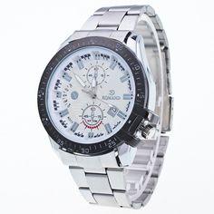 High-Grade Alloy Business Wristwatch