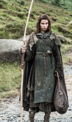 Natalia Tena Game Of Thrones Osha