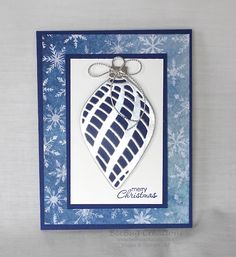 The Elegance of Embellished Ornaments, Part 2 | BeeBug Creations