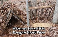 Wilderness Survival Skills Everyone Should Know. Retaining this knowledge will ensure that you are safe, even in a land that is not your own.