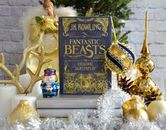 Fantastic Beasts and Where to Find Them - Holiday Photoshoot