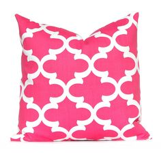 15 Pink Pillow Decorative Pillow Hot Pink Throw Pillow Cover Toss... ($13) ❤ liked on Polyvore featuring home, home decor, throw pillows, pillows, decorative pillows, home & living, home décor, pink, holiday home decor and pink pillow shams