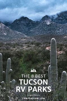 Make your reservations at one of the eight best Tucson RV parks and enjoy everything from hiking to exploring Tucson's historic and vibrant downtown. #rving #rvlife #rvparks #tucson #arizona Camping Guide, Go Camping, Best Rv Parks, Rv Parks And Campgrounds, Canada National Parks, Perfect Road Trip, Mountain Park, Arizona Travel, Tucson Arizona
