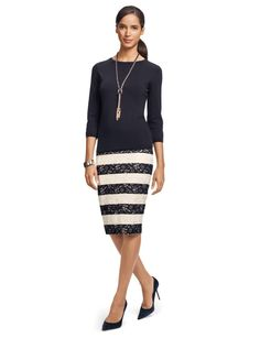 Navy Reserve | Womens' Outfits | THE LIMITED