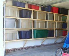 ranger son garage 14 ides et astuces de rangement pour le garage 800 x 652 pixels