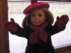 Julie's Winter Accessories 1 by pennytennermann, via Flickr
