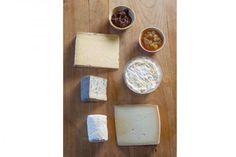 Des fromages d'ici pour les Fêtes ... accompagnés de nos tartinades à fromage