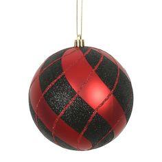 Black Christmas Decorations, Unique Christmas Trees, Plaid Christmas, Christmas Balls, Christmas Tree Ornaments, Handmade Christmas, Christmas Wreaths, Xmas, Nativity Ornaments