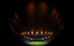 Maracanã. A conta de luz do estádio não foi paga pelo Comitê Organizador dos Jogos Olímpicos (Foto: Getty Images)