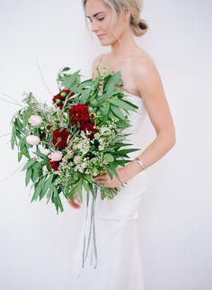 Minimalistic Organic Wedding Inspiration