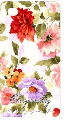 beautiful Luxury Designer Hard Back Case Cover For i phone 4G 008