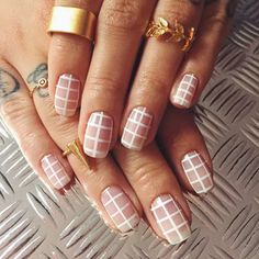 26 Ways to Rock Negative Space Nails | Brit + Co