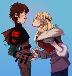 How to train your dragon. I love the relationship they have in the second one.