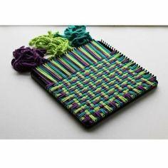 "Harrisville Designs 10"" Potholder (PRO Size) Loom Kit"