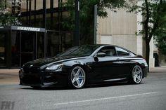 M6 Black...... fierce. Love this car.