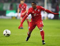 Blog Esportivo do Suíço:  Douglas Costa volta aos treinos no Bayern e deve pegar o Real Madrid