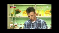 "Placinte cu brinza din migdal la emisiunea ""VERANDA"", Jurnal TV"