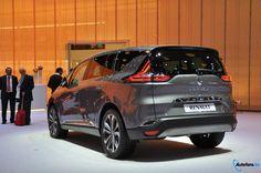 Renault op het autosalon Brussel 2015: Espace!