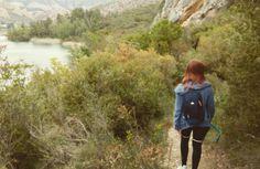 Un poquito de naturaleza... #lleida #montgai #pantano #naturaleza