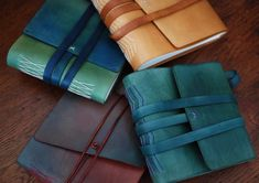 Handmade Leather Journals, Photo Albums and Art Books by RaduAtelier Handmade Books, Handmade Gifts, Leather Photo Albums, Leather Journal, Bookbinding, Handmade Leather, Book Art, Journals, Etsy Seller