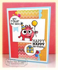 Happy Happy Birthday by Taylor VanBruggen