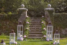 Scenic outdoor ceremony spaces to make your special day even more special! Outdoor Ceremony, Wedding Reception, Our Wedding, Wedding Venues, Wedding Ideas, Waterford Castle, Plants, Crowley, Weddings