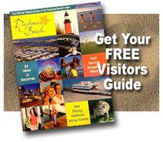 Florida Beach & Family Vacations Calendar of Events - Daytona Beach, Florida, Official Vacation Guide