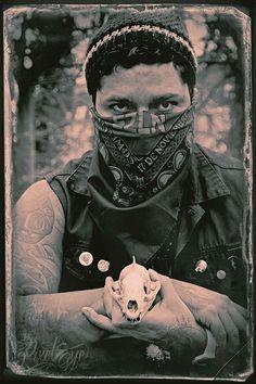Adriaan Machete - Tattoo Artist