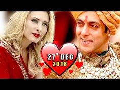 Salman khan is finally married with lulia vantur