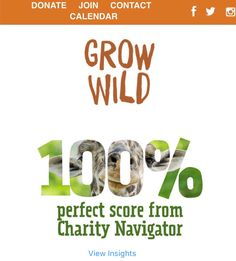 Congrats to the Nashville Zoo for receiving a PERFECT SCORE from Charity Navigator!