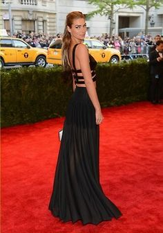 Met Gala Ball 2013:Jessica Hart - She looked absolutely stunning!