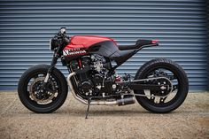 X-Axis Honda CBX 750. - RocketGarage - Cafe Racer Magazine