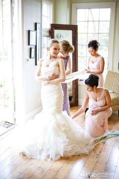 Bridal Style! Vera Wang