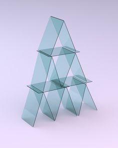 Glass symmetry. Inspiration for W3: Entertain. svbscription.com