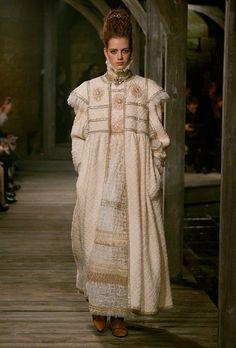 DesignerFashionStyle: Chanel Metiers d'Art Scotland.