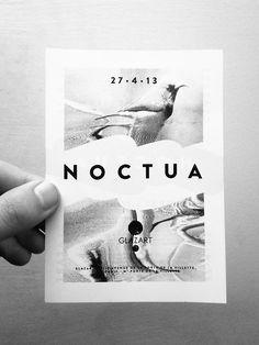 Noctua Flyer party #2 + Blog re-edit (here).