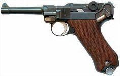 Pistola Luger P 08