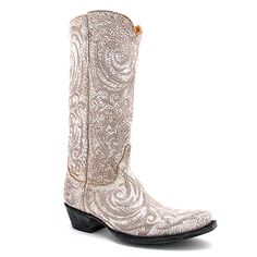 "Old Gringo 13"" Madona Boot in Milk at Maverick Western Wear"