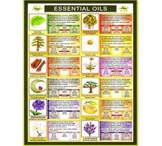 types of essential oils and their uses pdf