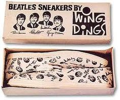 Wing-Ding Sneakers