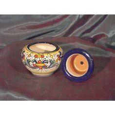 Cachepot 8 cm ball - Ricco Deruta Colori