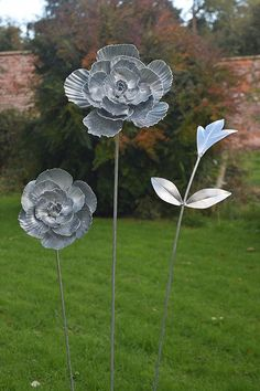 Peony sculpture page